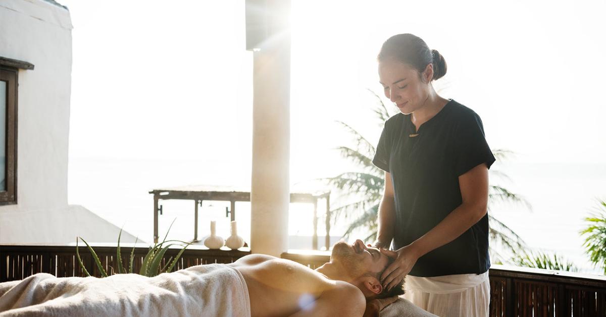 Aromaterapiou amasážou hlavy proti migréne!