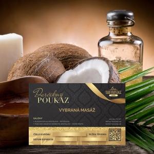 Kokosová masáž – Coconut Massage