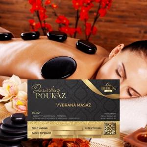 Masáž horúcimi lávovými kameňmi – Massage with hot Lava stones