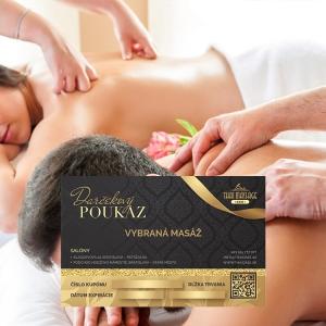 Romantická masáž pre dvojice – Romantic Massage