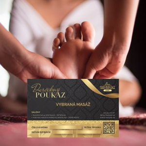 Reflexná masáž nôh – Reflex Foot Massage