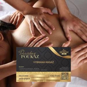 Štvorručná masáž – Four Hands Massage