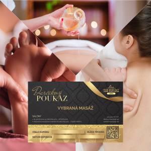 Thajský balíček masáží – Thai massage package