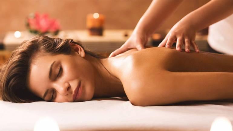 Masáž vpohodlí domova: Luxus pre vaše zdravie!