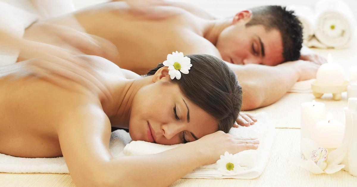 couplemasssage Valentín na masáži: Objavte čaro párovej masáže!